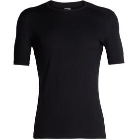 Icebreaker M's 200 Oasis SS Crewe Shirt Black